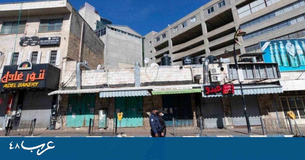 الصحة الفلسطينيّة: 10 وفيات بكورونا و599 إصابة جديدة