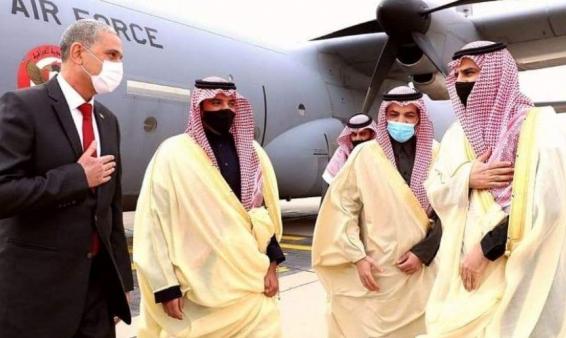 وزير الداخلية العراقيّ يصل السعودية دون إعلان مسبق