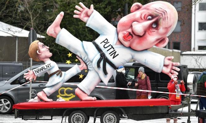 عودة نافالني زعزعت استقرار نظام بوتين
