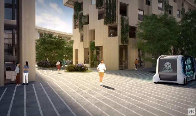 """""""تويوتا"""" تطلق مشروع مدينتها الذكية"""