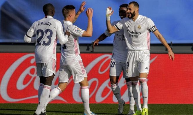 ريال مدريد يفقد 9 لاعبين أمام أتالانتا