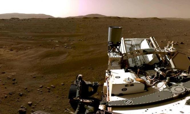 لأول مرّة وبوضوح: فيديو من سطح المريخ