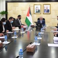 دعم قطري وأوروبي لتمويل أنبوب غاز لغزة