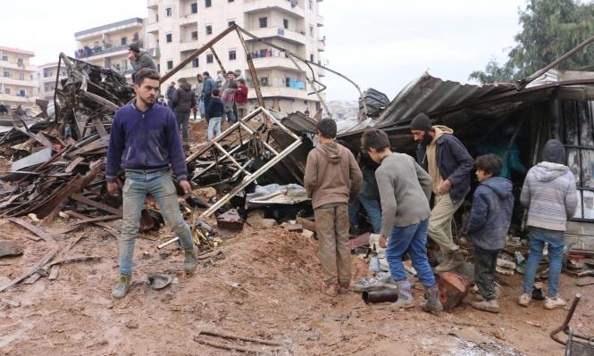 مقتل مدنيين بتفجير مفخخة في رأس العين السورية