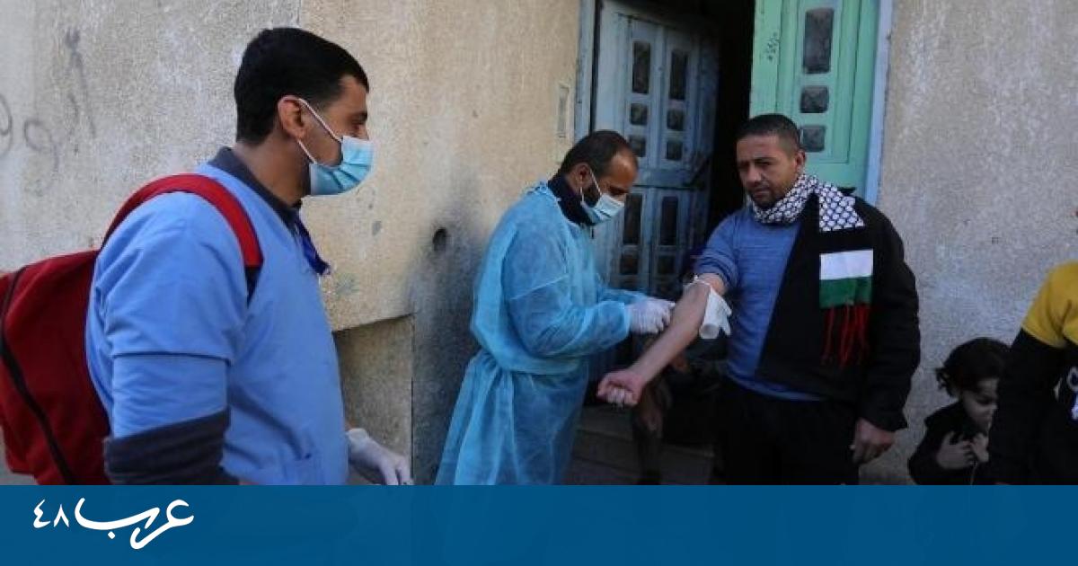 كورونا في الضفة والقدس وغزة: 11 وفاة و2100 إصابة جديدة في 24 ساعة