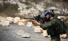 إصاباتواعتقالات إثر تفريق جيش الاحتلال مسيرات بالضفة