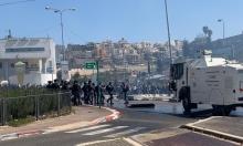 إدانات واسعة لعنف الشرطة تجاه متظاهري أم الفحم
