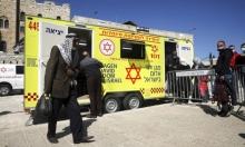 القدس المحتلة: 6 وفيات إثر الإصابة بكورونا السبت