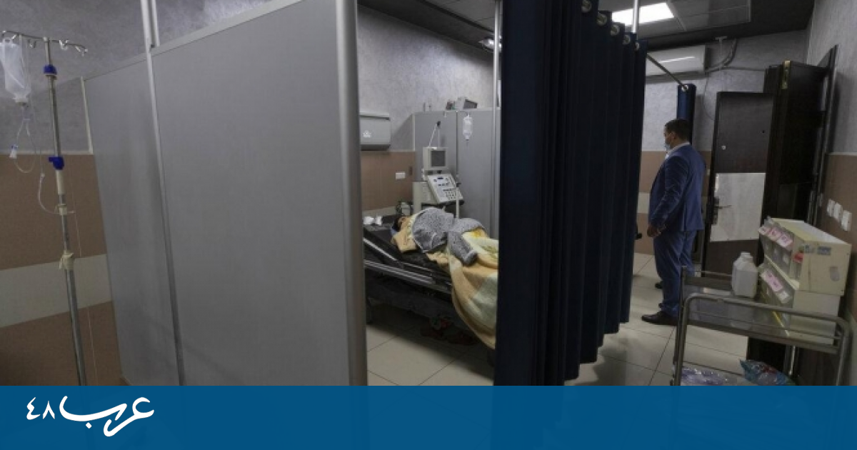 الصحة الفلسطينية: 9 وفيات و1632 إصابة جديدة بكورونا