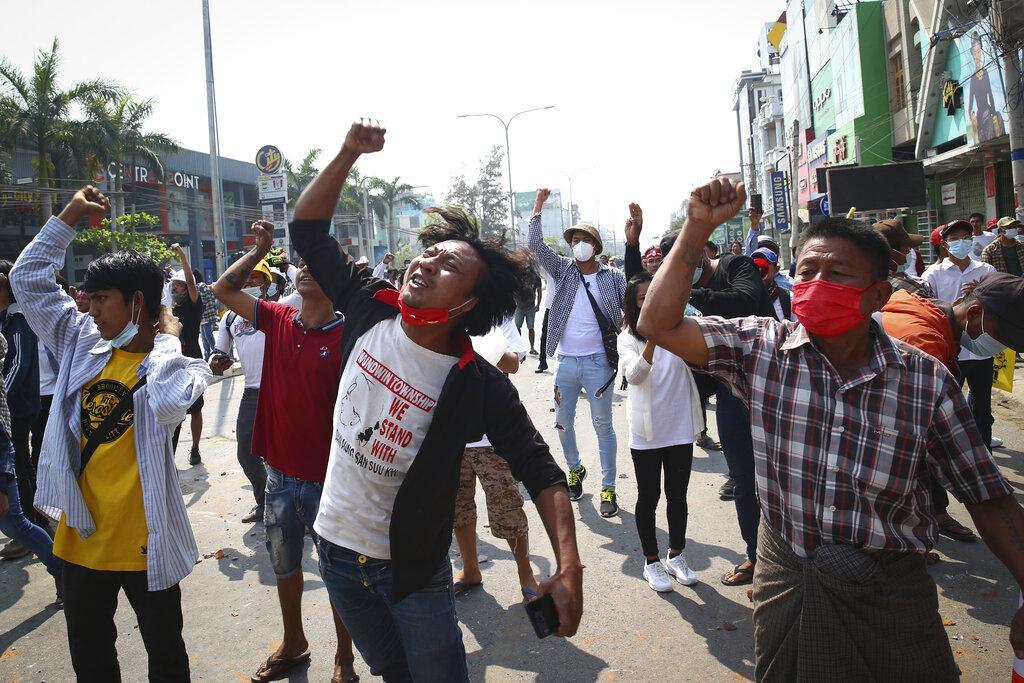 بورما: 18 قتيلا في مظاهرات ضد الانقلاب العسكري