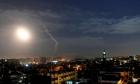 هجوم إسرائيلي في دمشق: