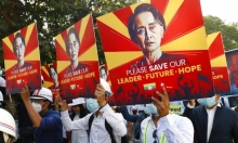 انقلاب ميانمار: 18 قتيلا بالاحتجاجات والزعيمة المخلوعة تمثل أمام القضاء