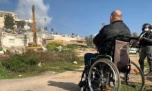 بلدية الاحتلال تهدم عمارة سكنية بالعيسوية
