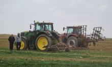 النقب: مواجهات واعتقالات إثر تجريف محاصيل زراعية