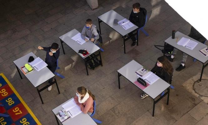 خلافا لخطة غالانت: عودة التعليم الوجاهي بالإعداديات الأسبوع المقبل