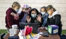 الصحة الإسرائيلية: خُمس المصابين بكورونا دون 9 سنوات في شباط