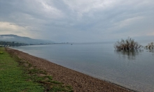 أقل من نصف متر لامتلاء بحيرة طبرية