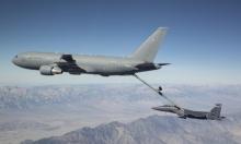 إسرائيل طلبت تبكير حصولها على طائرتين أميركيتين لتزويد الوقود بالجو