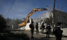 بغرض التوسع الاستيطاني: الاحتلال يهدم 3 منازل بمسافر يطا
