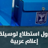 """استطلاع """"عرب 48"""": المشتركة 7.8 مقاعد والموحّدة 4  ومقعدان لليكود من المجتمع العربيّ"""