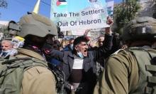 مخيم الفوّار: إصابة 3 شبان برصاص الاحتلال واعتقال آخر