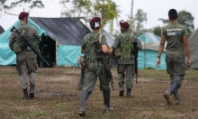 مقتل 10 منشقين عن فارك في قصف للجيش الكولومبي