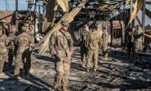 تضم قوات دولية: هجوم صاروخي على قاعدة أميركية بالعراق