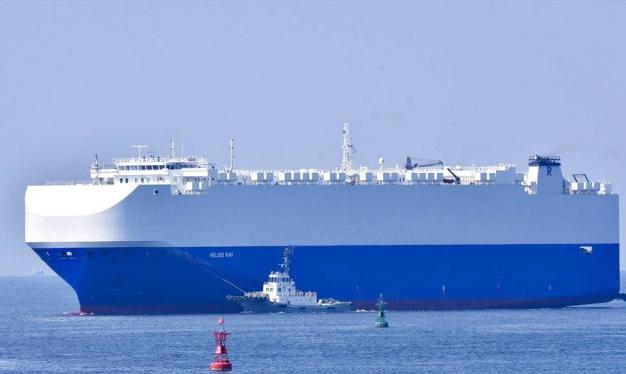 السفينة الإسرائيلية تبحر مجددا في مياه الخليج