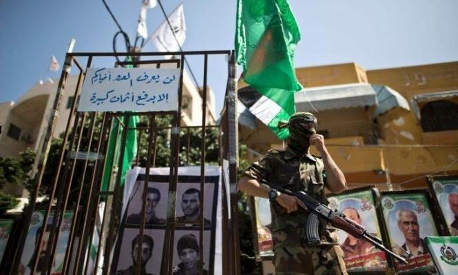 """حماس: قضية """"الأسرى الإسرائيليين"""" مرتبطة بعملية تبادل"""