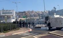 عدالة يتوجه للمستشار القضائي باسم بلدية أم الفحم لمنع الاعتداء على المتظاهرين