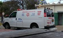 طوبا الزنغرية: إصابة خطيرة بانقلاب شاحنة لجمع النفايات