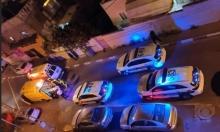 الرملة: فوضى في حي الجواريش؛ إطلاق نار وإضرام نار بمركبات