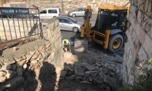 الاحتلال يتطلع لاستئناف الحفريات بالمقبرة اليوسفية المتاخمة للأقصى