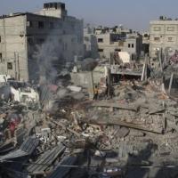 """الجيش الإسرائيلي يهدد بـ""""ممارسة قوة أشد"""" بحرب مقبلة بغزة"""