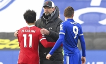 مدرب ليفربول يبرر سبب استبدال صلاح!