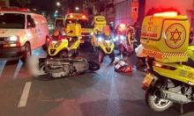 إصابة خطيرة لشاب في حادث طرق جنوب أم الفحم