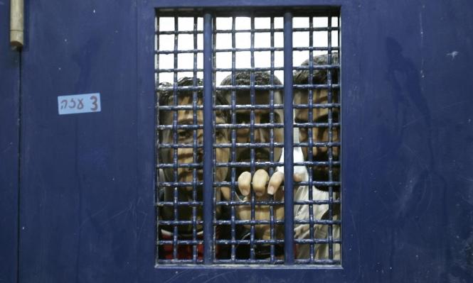 """بدءًا من الأحد: تصعيد احتجاجي للأسرى في سجن """"عوفر"""""""