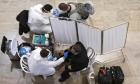السبت: محطات فحص وتطعيم ضد كورونا في المجتمع العربي