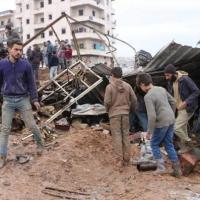 سورية: مقتل 18 مدنيًّا إثر انفجار لغمين شرقي حماة