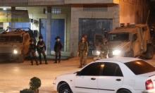 مواجهات واعتقالات بالضفة وطعن جندي بطوباس