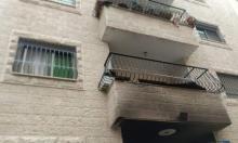 كفر عقب: وفاة مواطن وإصابة زوجته وابنته إثر حريق بمنزل