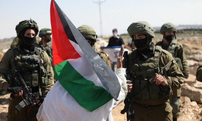 الاحتلال يخطر بوقف البناء في ثلاثة منازل بقرية زواتا