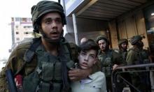 الخليل: قوات الاحتلال تعتقل 5 أطفال شرق يطا