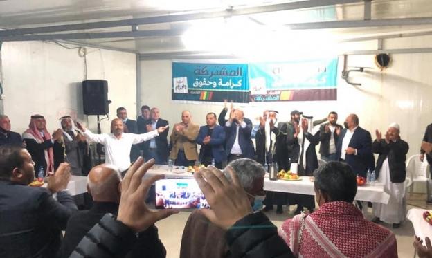القائمة المشتركة: المطلوب كنس الأحزاب الصهيونية ووكلائها
