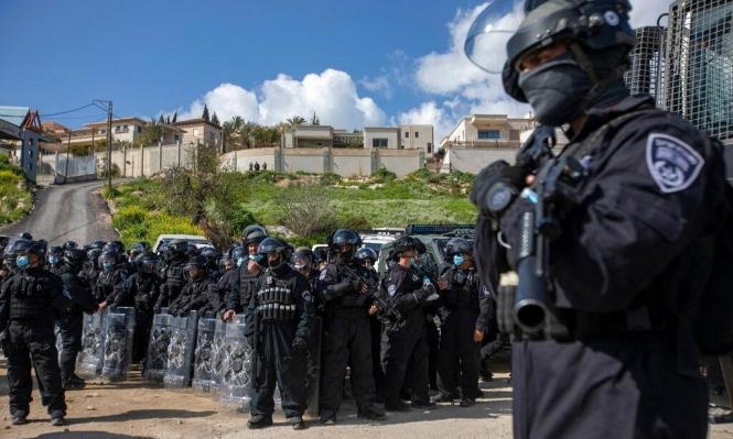 شكوى رسمية ضد قوات الشرطة المعتدية على المتظاهرين في أم الفحم