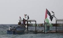 داخليّة غزة: حوّامة تابعة للاحتلال تسببت باستشهاد الصيادين الثلاثة