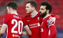 ليفربول يلحق بركب المتأهلين لربع نهائي دوري الأبطال الأوروبي
