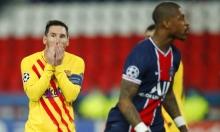 برشلونة يودّع دوري أبطال أوروبا
