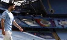 برشلونة يضع شرطا لضم أغويرو