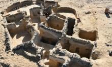 مصر: اكتشاف مبانٍ أثرية سكنها رهبان منذ القرن الخامس